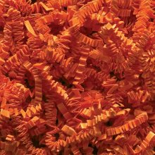 Crinkle Shred-Orange