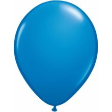 "5"" Dark Blue Latex Balloons - 100ct"