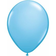 "5"" Pale Blue Latex Balloons - 100ct"