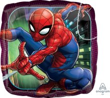 "18"" Spider-Man Animated Foil Balloon - Pkg"