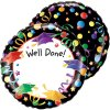 "18"" Well Done! - JUST WRITE Personalized Foil Balloon"