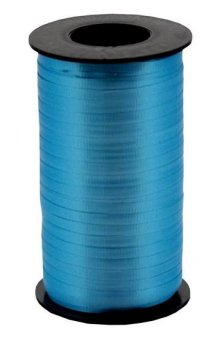 "Turquoise Curling Ribbon - 3/16"" x 500 yds"