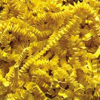 Crinkle Shred-Yellow