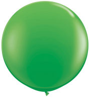 3ft Spring Green Latex Balloons - 2ct
