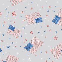 Patriotic Lunch Cello Bags - 100ct