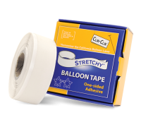 Stretchy Balloon Tape Roll - 0.75in x 25ft