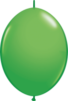 "12"" Spring Green QuickLink Latex Balloons - 50ct"